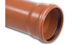 Rury kanalizacyjne PVC-u lite od fi 110 do fi 500mm