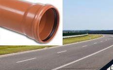 Rury kanalizacyjne (lite) SN 8 - Typ ciężki (S) PVC-u