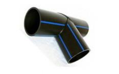 Trójnik równoprzelotowy PE HD PN 10 kąt 90°
