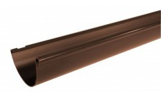 System rynnowy Damara z PVC-u