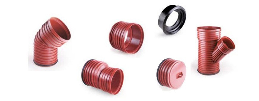 K2-Kan outer form fittings with PP