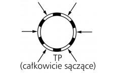 Drenaż ciężki TP w pełni sączący SN 8