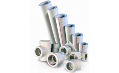 PP-R welded pipes and fittings-10 YEARS WARRANTY