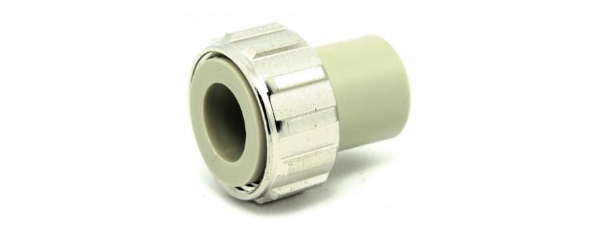 PP-R welled semi-screws-10 YEARS WARRANTY