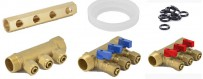 Accessories for PEX Pipes and fittings