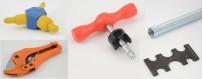 Nástroje pre rúry a armatúry PEX