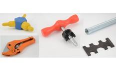 Narzędzia do rur i kształtek PEX