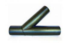 Trójnik segmentowy kątowy 45°